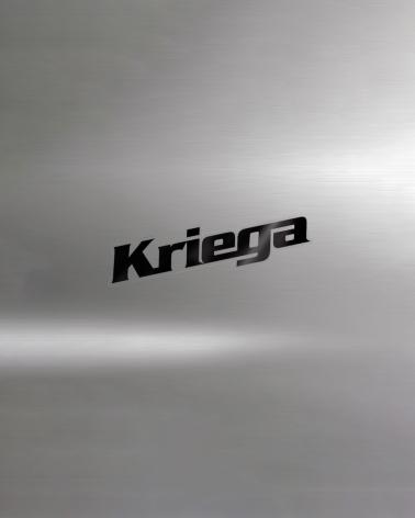 KRIEGA STICKERS BLACK